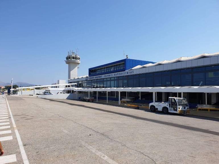 Κινητοποιήσεις από τους εργαζόμενους στην Υπηρεσία Πολιτικής Αεροπορίας Κέρκυρας