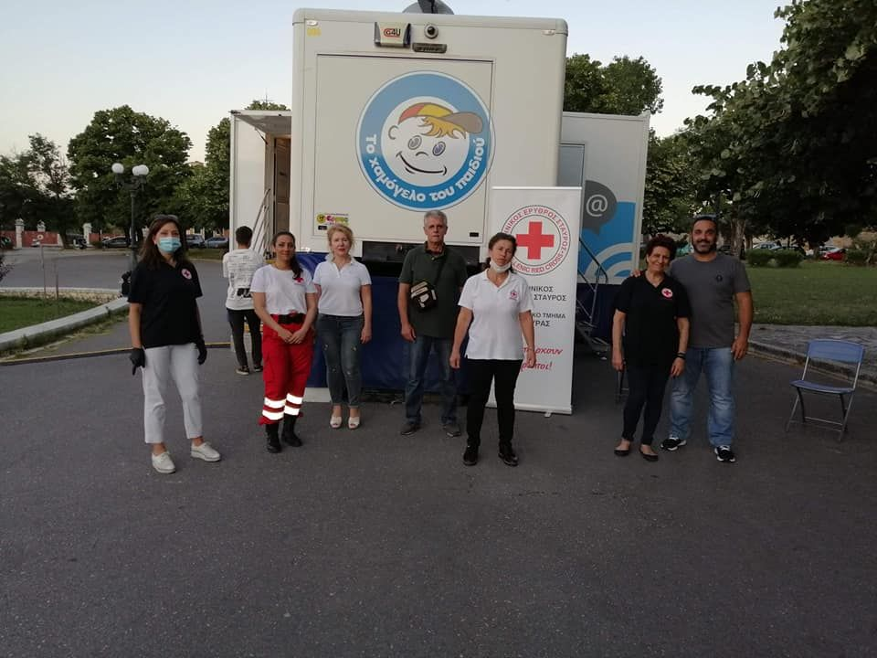 Ολοκληρώθηκαν με επιτυχία οι εκδηλώσεις για την παγκόσμια ημέρα εθελοντή αιμοδότη