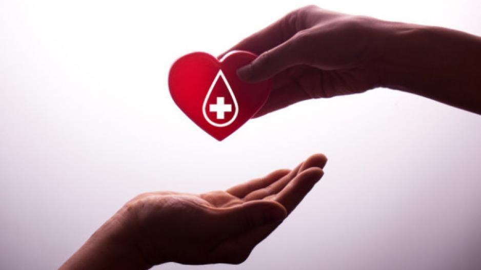 Αιμοδοσία από την ΙΧΕΚ, το Τμ. Αιμοδοσίας του Νοσοκομείου και τον Ερυθρό Σταυρό