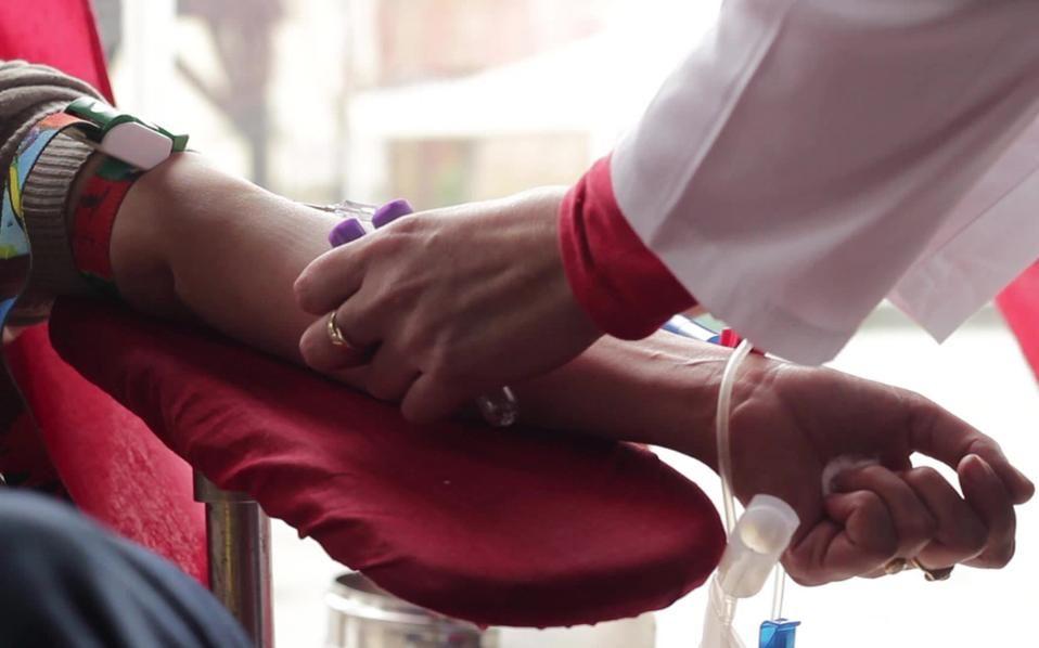 Εθελοντική αιμοδοσία από την Ιατροχειρουργική Εταιρεία Κέρκυρας
