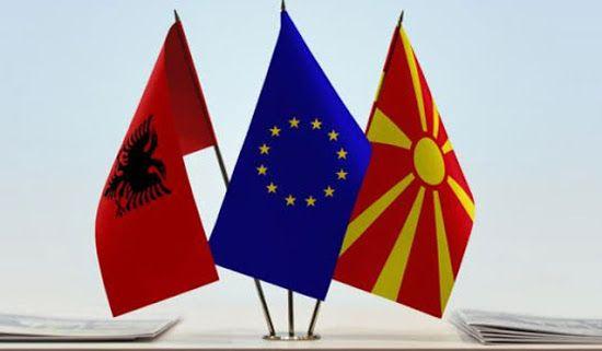 Ιστορική απόφαση για ολόκληρη την περιοχή η έναρξη των διαπραγματεύσεων ένταξης στην Ε.Ε. Αλβανίας και Βόρειας Μακεδονίας