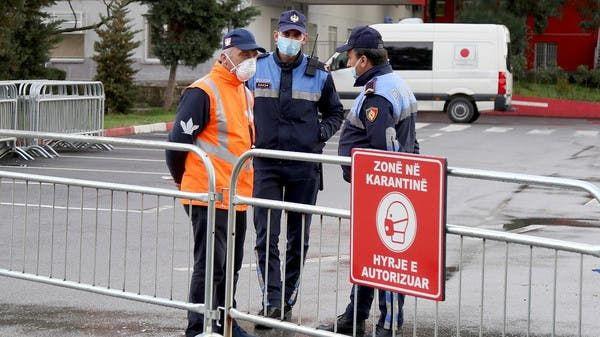 Αλβανία, 737 νέα κρούσματα και 13 θάνατοι το τελευταίο 24ωρο