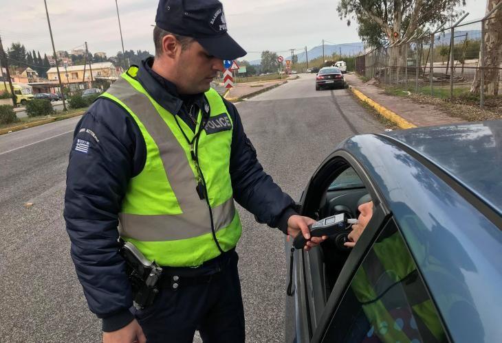 Επτά συλλήψεις και 92 παραβάσεις του Κ.Ο.Κ. στα Ιόνια την Παρασκευή