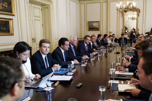 Ανασχηματισμός: Ποιές αλλαγές αποφάσισε ο Πρωθυπουργός