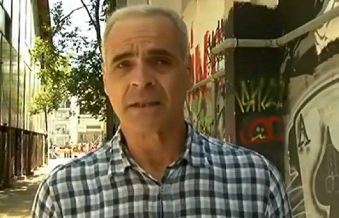 «Έφυγε» ο δημοσιογράφος Κώστας Μπατής