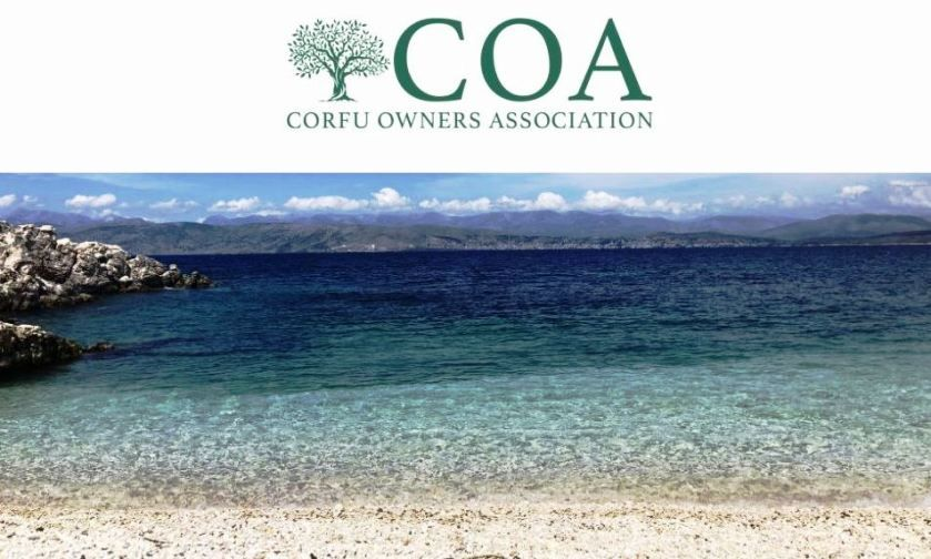 Corfu Owners Association sends letter to Prime Minister protesting against Erimitis investment