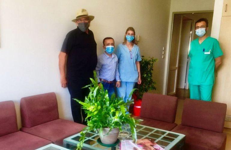 Ρουμπάτης: «Η Μονάδα Detox του Νοσοκομείου και πάλι στη διάθεση της κοινωνίας»