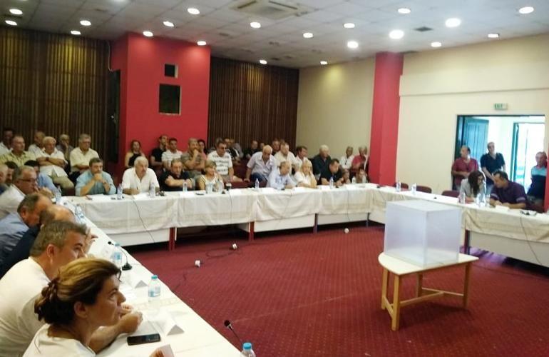 Συνεδριάζει την Τρίτη το δημοτικό συμβούλιο Νότιας Κέρκυρας