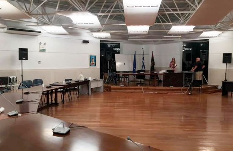 The new Municipal Council for Central Corfu & Diapontia Islands