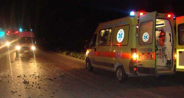 Τροχαίο ατύχημα μέσα στο νέο λιμάνι Κέρκυρας