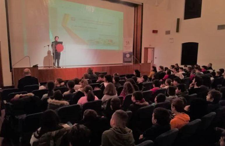 Η μαθητική εκδήλωση «Όλοι μαζί για ένα καλύτερο Διαδίκτυο»