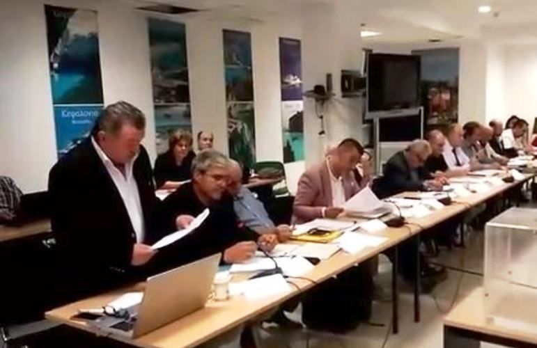 Αποχώρησε η ΑΝΑΣΑ από το Περιφερειακό συμβούλιο σε ένδειξη διαμαρτυρίας