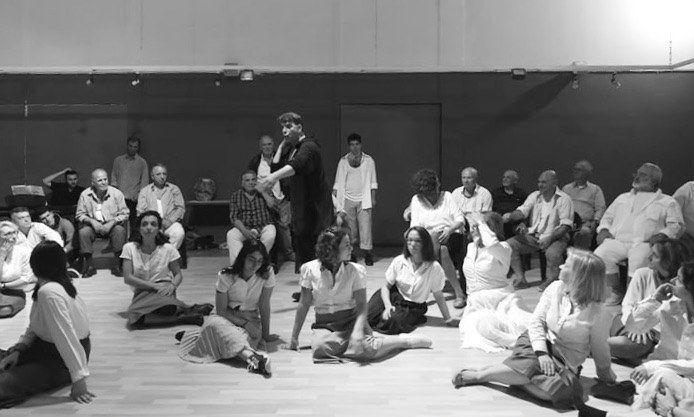 Συνέντευξη τύπου για την οπερέτα «Μυριέλλα» στο κτίριο της ΦΕΚ