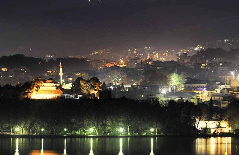 Η πόλη με την υψηλότερη ατμοσφαιρική ρύπανση στην Ελλάδα τα Γιάννενα