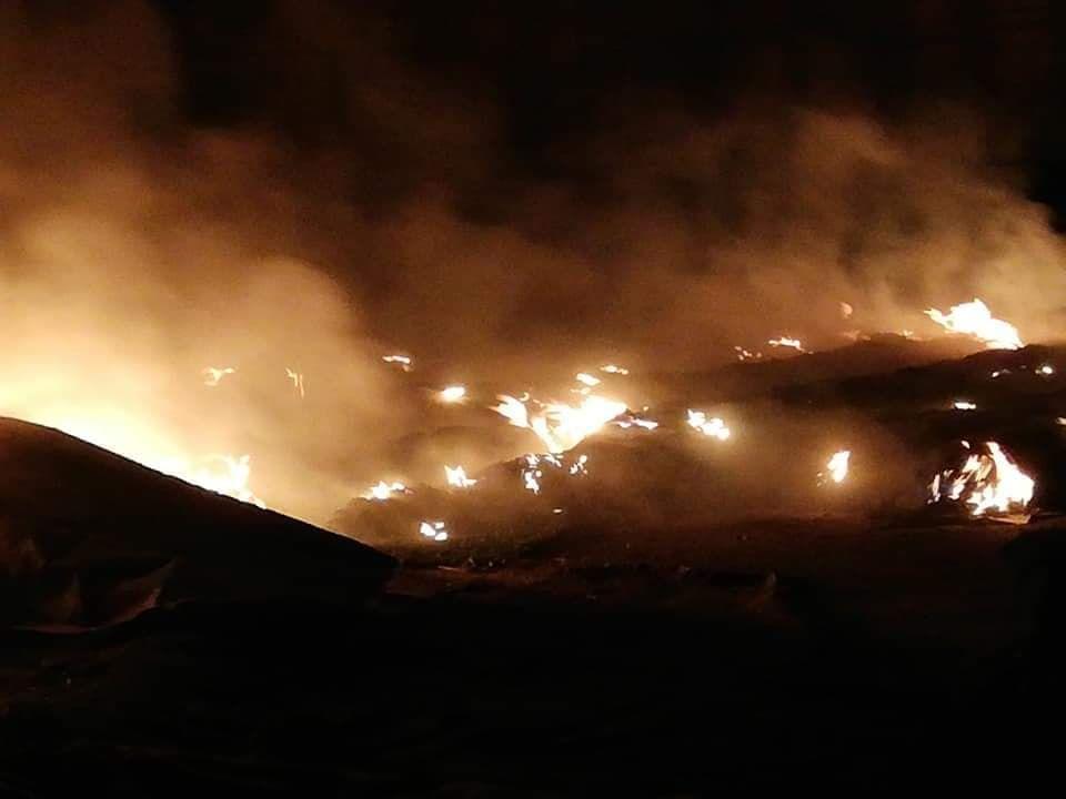 Κάηκε ο νέος χλοοτάπητας στο γήπεδο του Σπαρτύλα