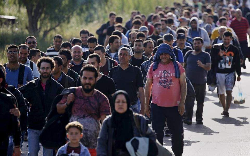 Εκκίνηση: Υπέρ της φιλοξενίας προσφύγων, σε αξιοπρεπείς συνθήκες