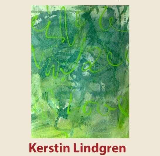 Έκθεση της Σουηδής εικαστικού, χορεύτριας Kerstin Lindgren στο Λατινικό Παρεκκλήσι