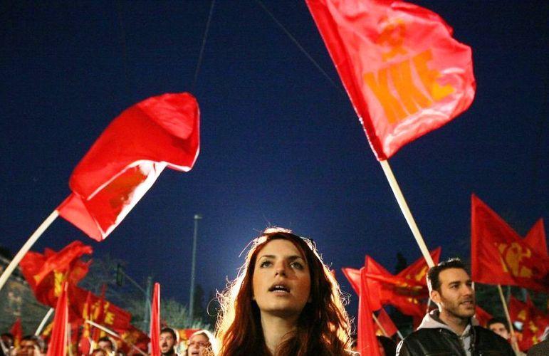ΚΚΕ: «Μήνυμα για ενιαία Ανώτατη Εκπαίδευση, δωρεάν & δημόσια»