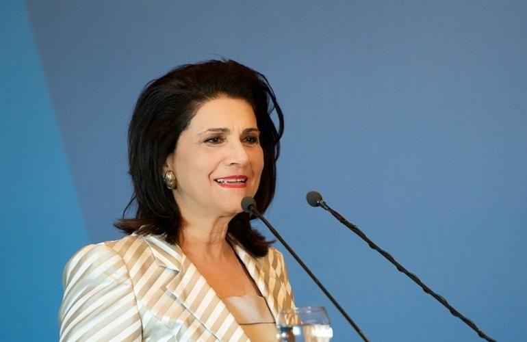 Στο 8ο Αναπτυξιακό Συνέδριο Δυτικής Ελλάδας η Ρόδη Κράτσα