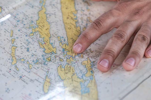 Υπάρχει χάρτης;