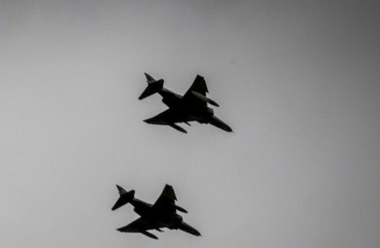 Μαχητικά αεροσκάφη «έσκισαν» τον κερκυραϊκό ουρανό!