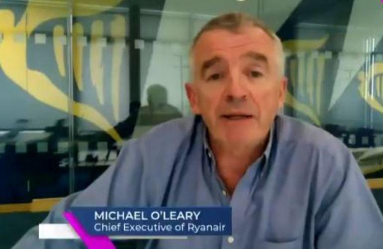 «Καμπανάκι» από τον επικεφαλής της Ryanair για την καραντίνα