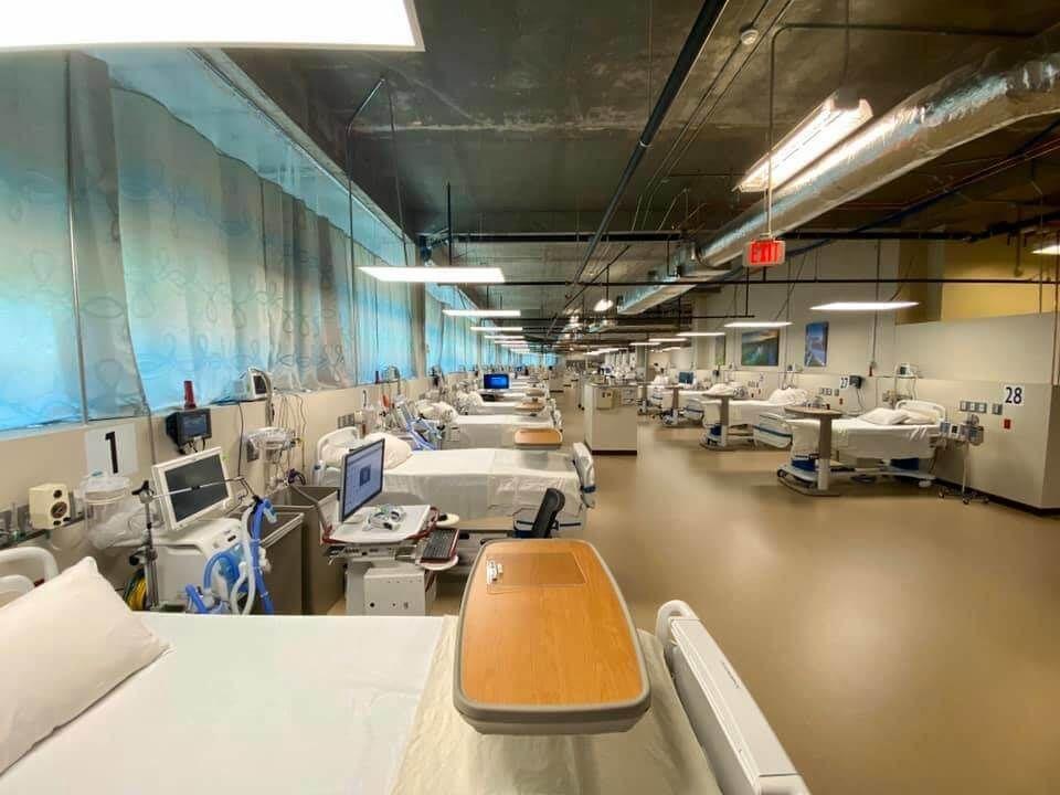 Νοσοκομείο αναφοράς, το κερκυραϊκό, με 28 κρεβάτια covid-19 και 7 ΜΕΘ!