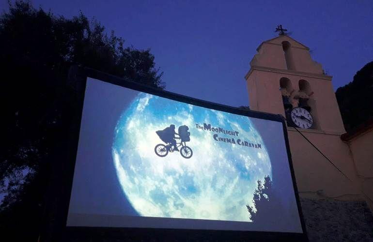 Το σινεμά ξαναζωντανεύει στην Κέρκυρα