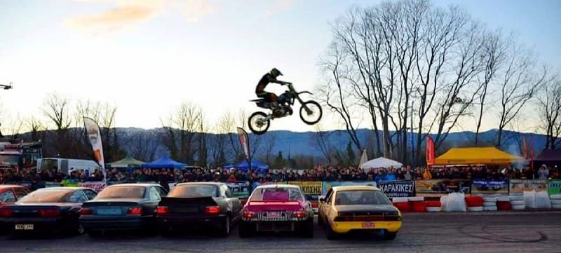 To 16ο Motor Festival «Be Brave to Be Free» επιστρέφει στα Γιάννινα