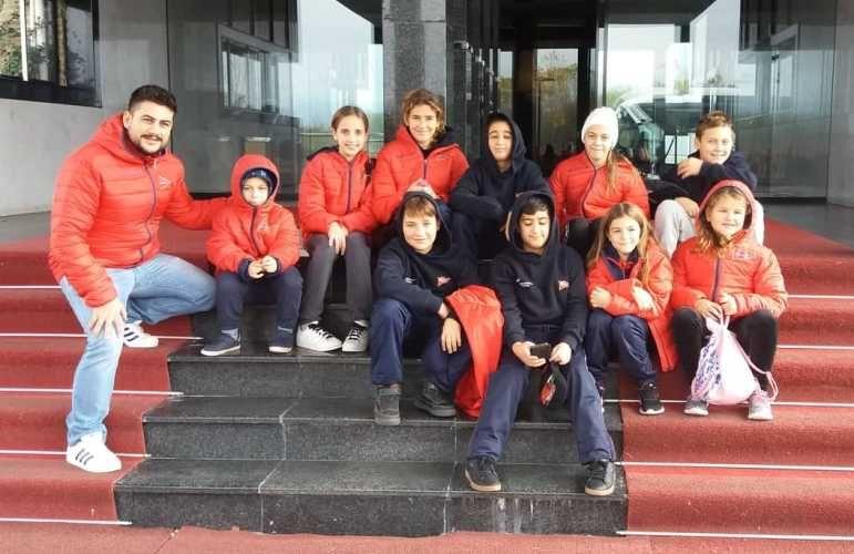 Θετική παρουσία στα Γιάννενα για τους κολυμβητές του ΝΑΟΚ