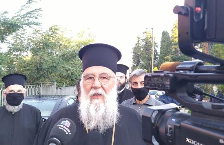 Αθώος για το κήρυγμά του ο Νεκτάριος - Σε εξέλιξη η δεύτερη δίκη