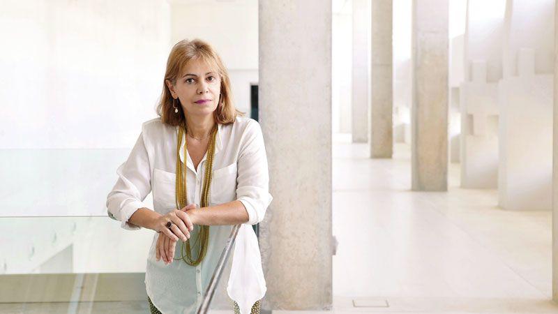 Ομιλία της Κατερίνας Κοσκινά στο αμφιθέατρο του Ιονίου Πανεπιστημίου