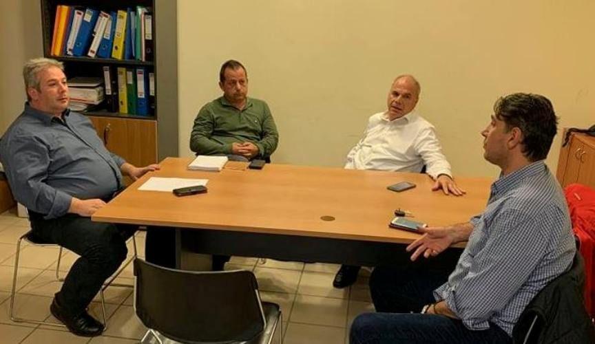 Συνεργασία ΟΕΒΕΚ-Δήμου Κ. Κέρκυρας για Ανακύκλωση στις επιχειρήσεις