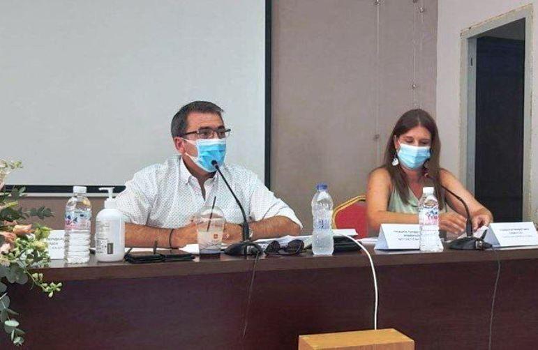 Σε εξέλιξη η συνεδρίαση του περιφερειακού συμβουλίου στη Ζάκυνθο