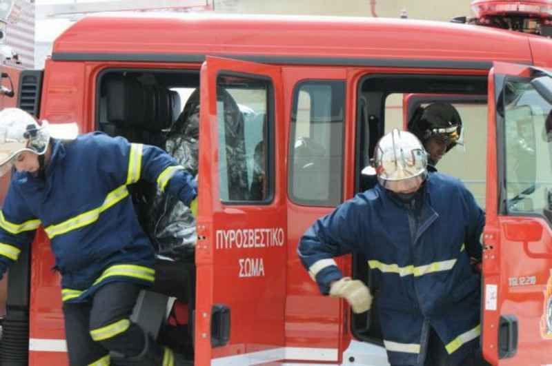 Το κυκλοφοριακό χάος, εμπόδιο για την Πυροσβεστική στην οδό Ι. Ανδρεάδη