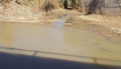 Πλημμύρες στον Αγ. Γεώργιο Αργυράδων στη Νότια Κέρκυρα