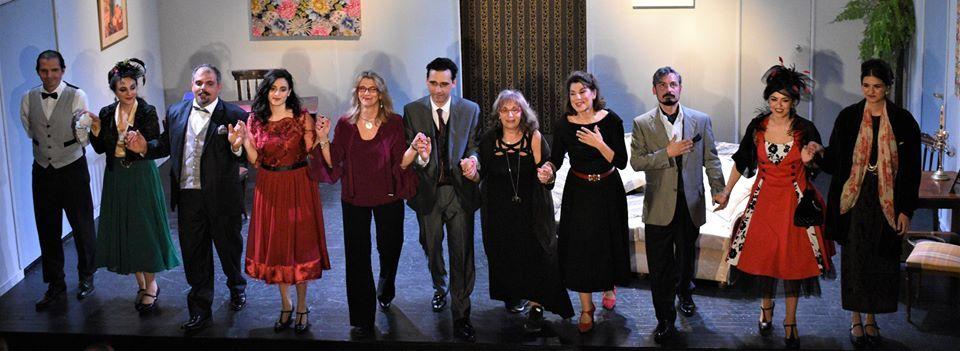 Η παράσταση «Ράφτης Κυριών» παίρνει παράταση έως 23 Φεβρουαρίου