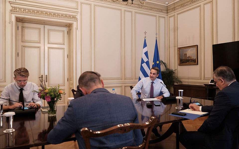 Κορωνοϊός: Ελέγχους «χωρίς εκπτώσεις» ζήτησε ο πρωθυπουργός
