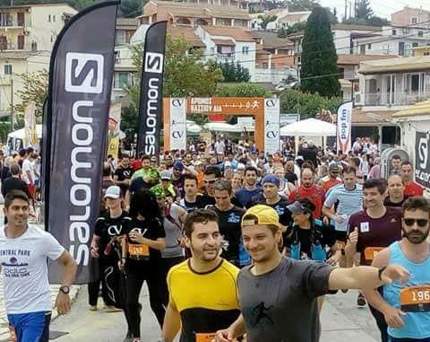 Ο 1ος αγώνας Ορεινού Τρεξίματος Arkoudilas Trail 19km 800+ & Monastery Run 8km 300+