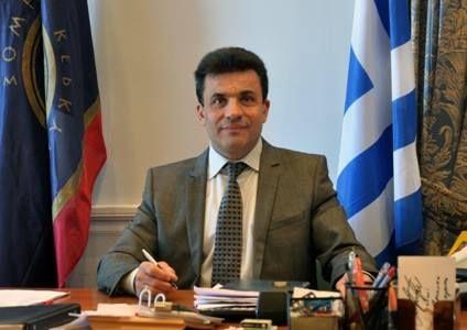 Ο Σπύρος Μωραΐτης, νέος πρόεδρος του Δ.Σ. της Πινακοθήκης του Δήμου