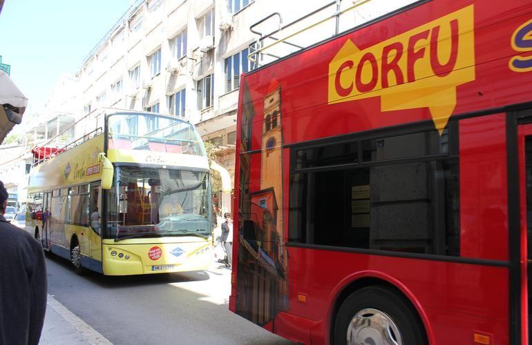 Ερώτηση Αυλωνίτη για τη στήριξη των Τουριστικών Λεωφορείων