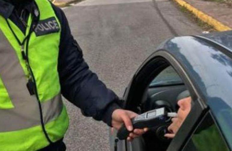 Συλλήψεις σε Κέρκυρα & Λευκάδα για οδήγηση υπό επήρεια μέθης
