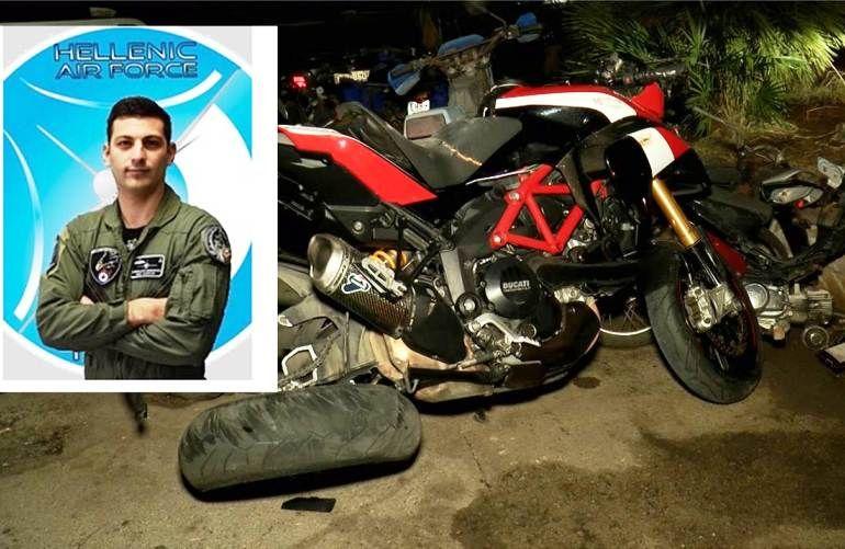 Πένθος για τον υποσμηναγό της ομάδας F16 «ΖΕΥΣ»