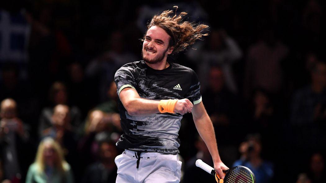 Ο Στέφανος Τσιτσιπάς είναι ο νέος βασιλιάς του ATP Finals!