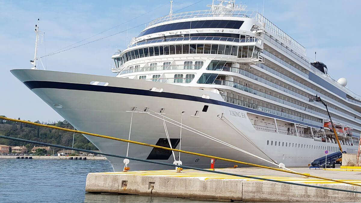 Η Viking cruises ακυρώνει τις υπόλοιπες καλοκαιρινές κρουαζιέρες